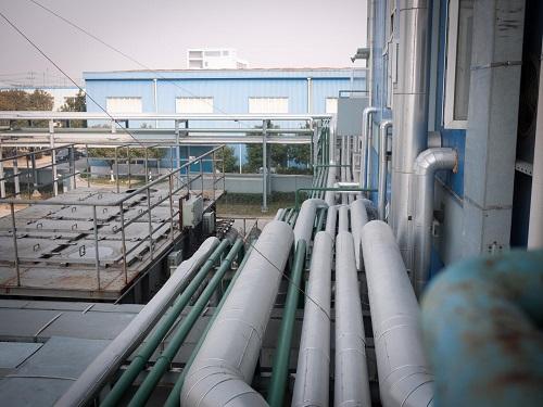 工廠壓力管道安裝報告,壓力管道安裝
