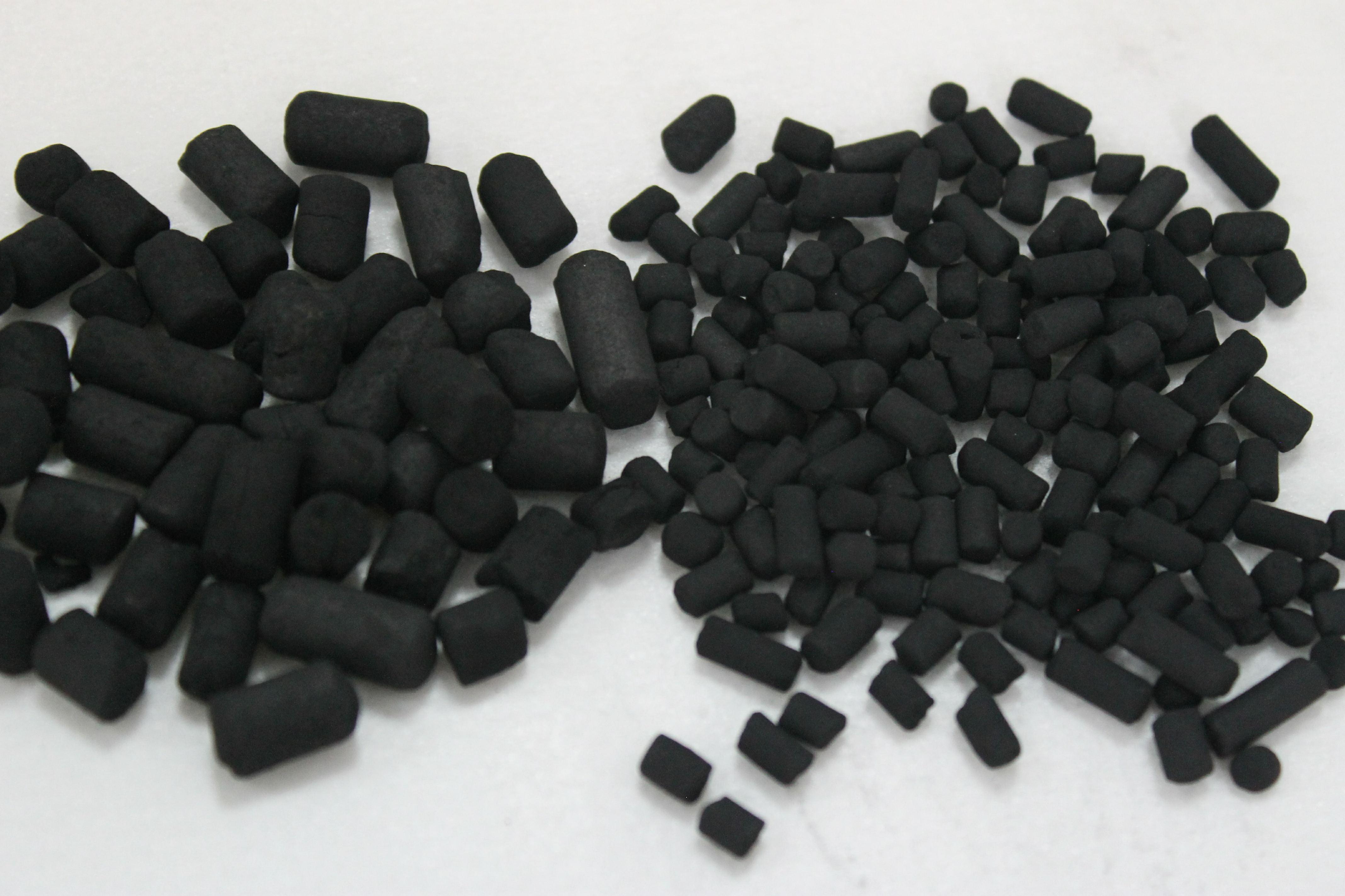 广西专用柱状活性炭销售价格「上海骏芃环保科技供应」