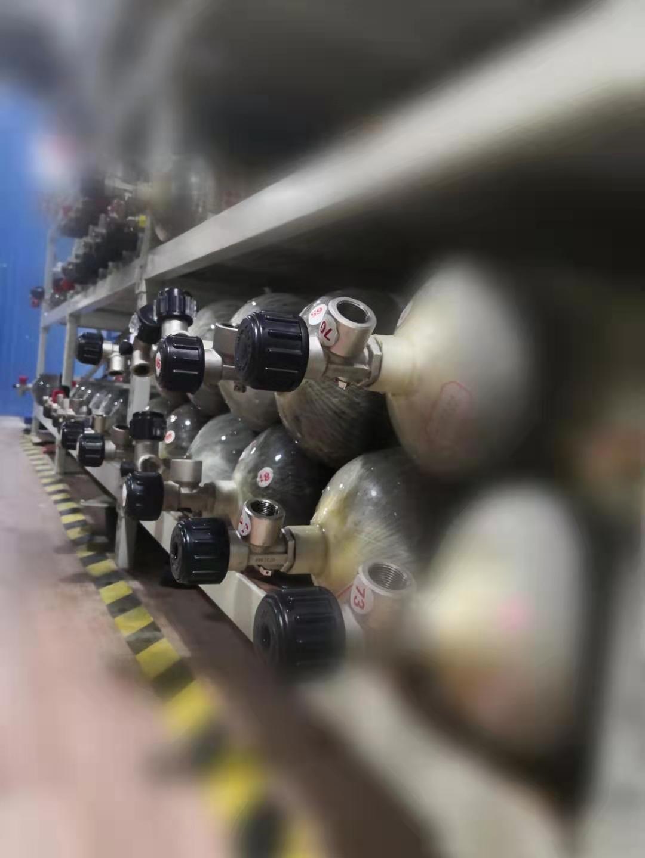 陕西斯博瑞安气瓶检测 客户至上「上海凯宁安全装备供应」