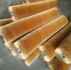 进口抛光辊钢丝辊上海乐胜加工,钢丝辊