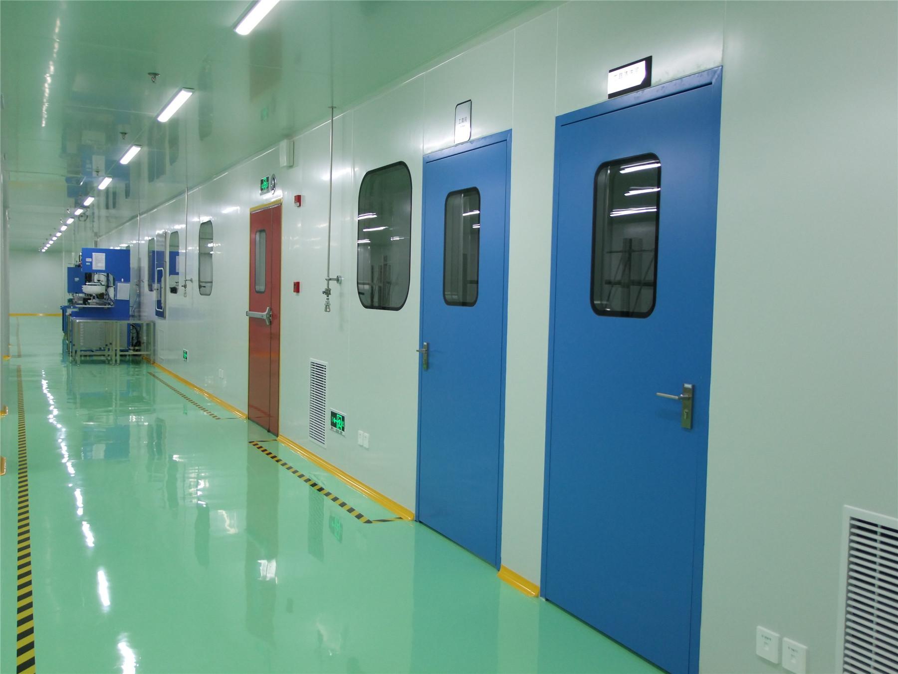 GMP净化车间 上海立净机电设备安装工程供应