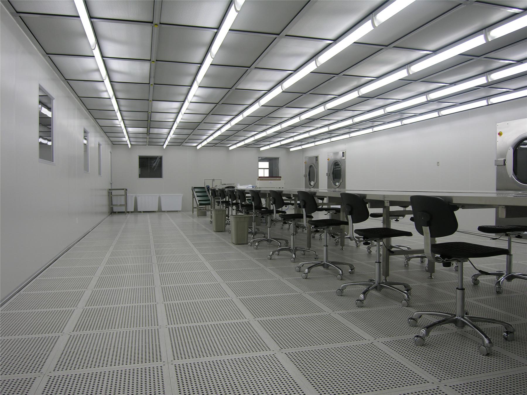 無塵廠房解決方案 上海立凈機電設備安裝工程供應