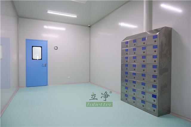 上海冷藏无尘室 上海立净机电设备安装工程供应