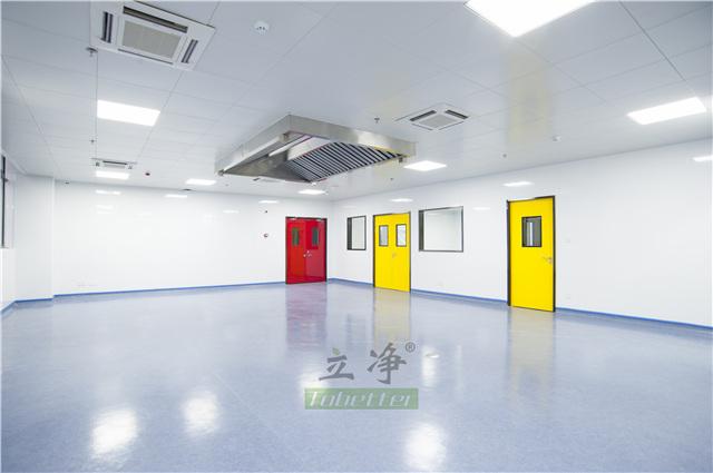 江苏净化车间费用 上海立净机电设备安装工程供应