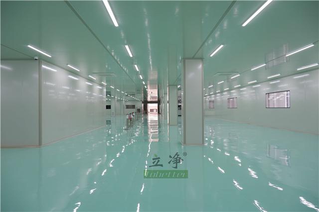 上海电子洁净室 上海立净机电设备安装工程供应