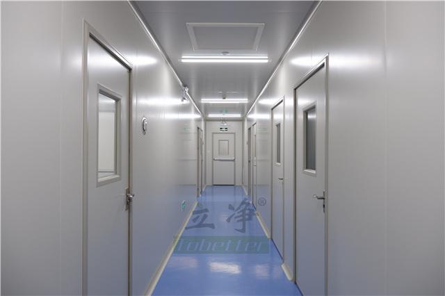 江苏十万级洁净室 上海立净机电设备安装工程供应
