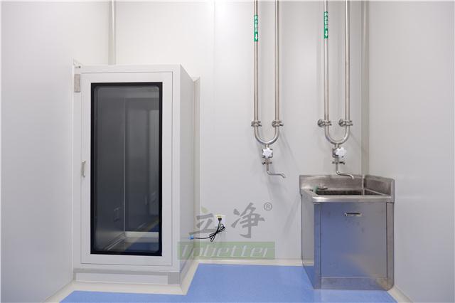 上海洁净厂房选哪家 上海立净机电设备安装工程供应