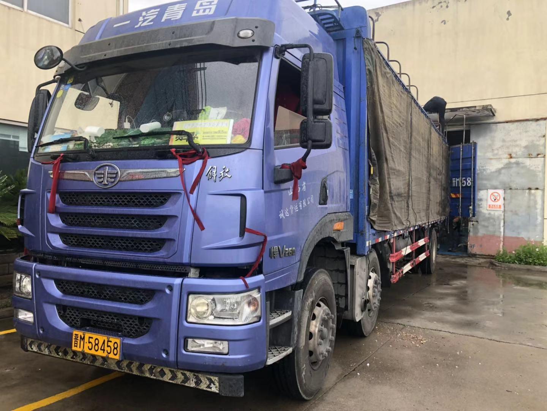 上海到中山工程機械物流公司口碑好 誠信經營「上海蘭君物流供應」