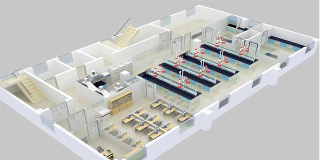 上海大学实验室设计设计 上海临进实验室设备供应