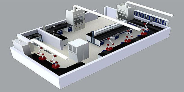 山东药品实验室设计设计 上海临进实验室设备供应