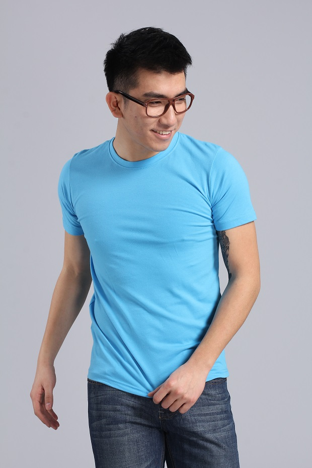 浦东新区绿意服饰高品质T恤衫定做批发厂家,T恤衫定做