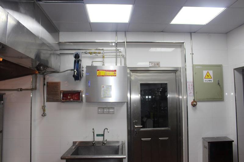 山東高質量廚房滅火系統質量放心可靠「上海卯源消防設備供應」