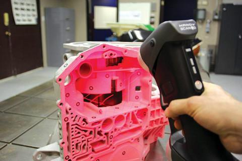 黄山激光三维扫描仪 贴心服务  上海模高信息科技供应