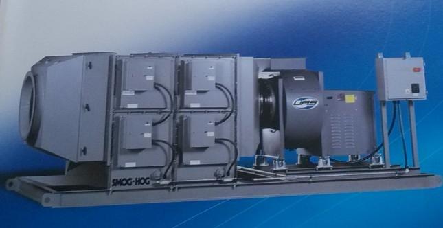 黄浦区高压静电除尘设备制造厂家,高压静电除尘设备
