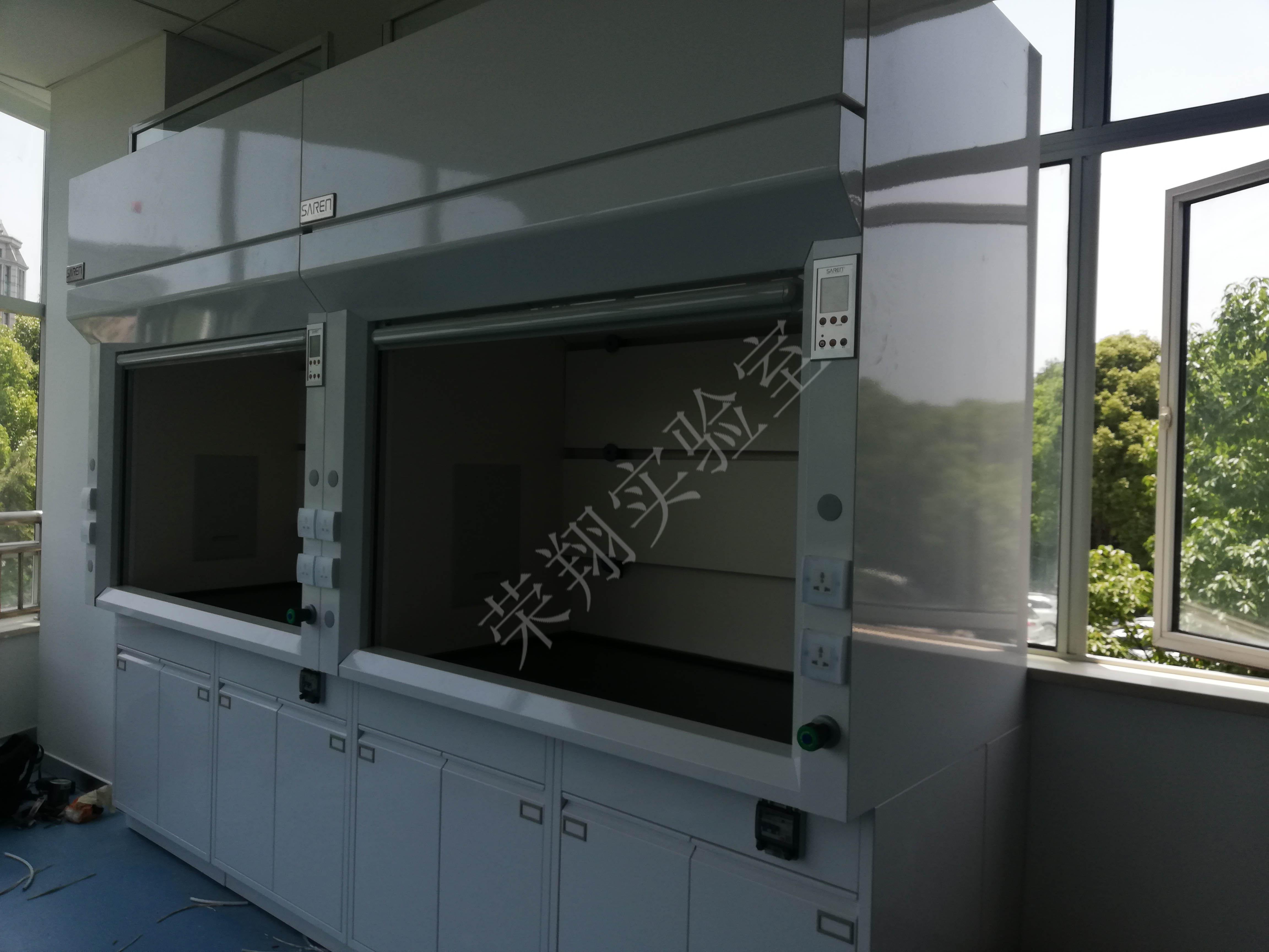 上海新式通风柜家具 服务为先 江苏荣翔实验室设备供应