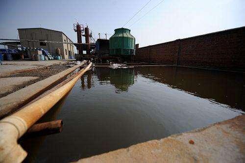 上海专业处置污水要多少钱,污水