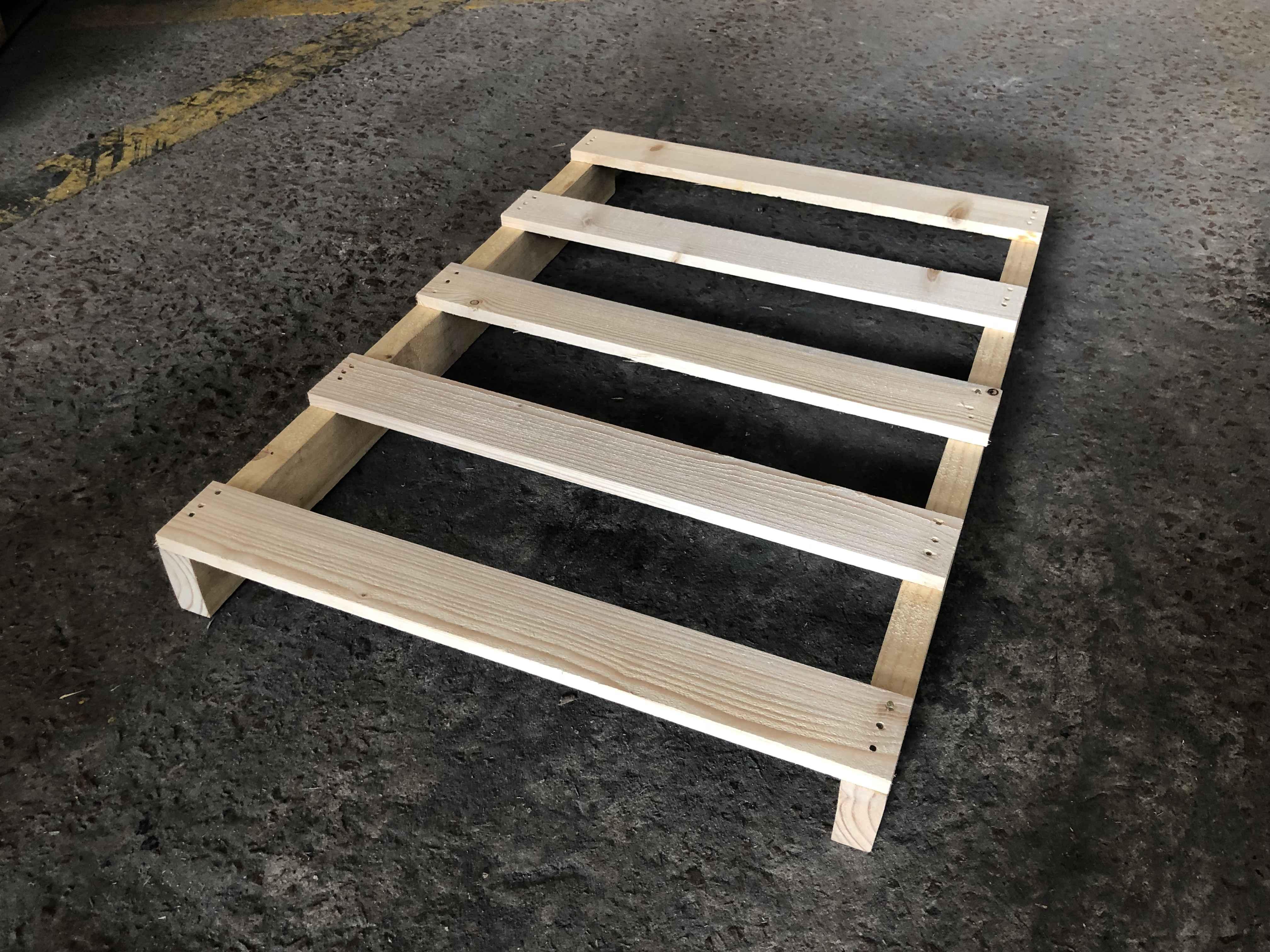 江苏专用木托盘 上海树人木业供应
