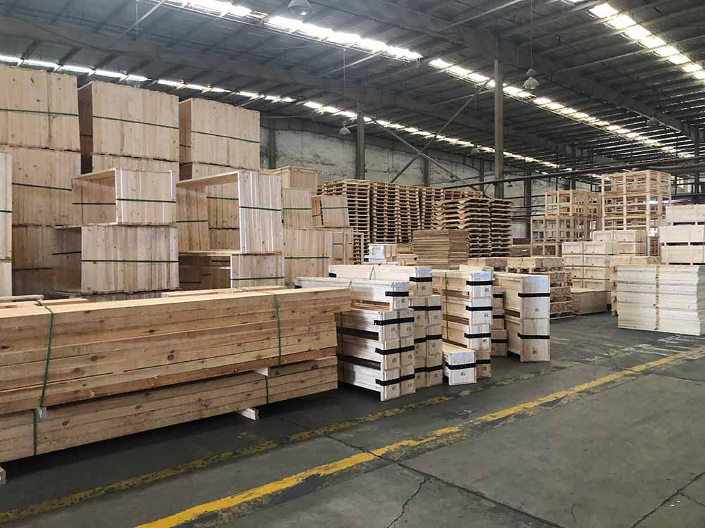 上海订做实木箱定制