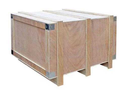 江苏熏蒸胶合板木箱直销 上海树人木业供应