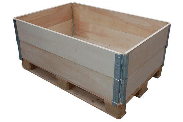 福建胶合板木箱直销批发 上海树人木业供应
