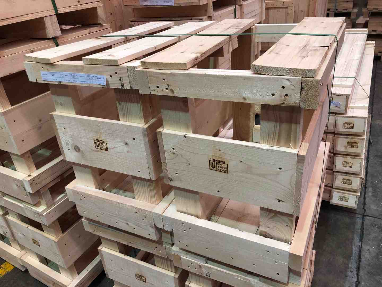 上海正规花格箱定做厂家 上海树人木业供应