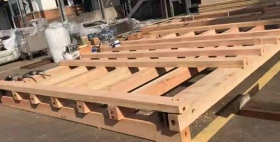 上海原装木制品热处理资质厂家 上海树人木业供应