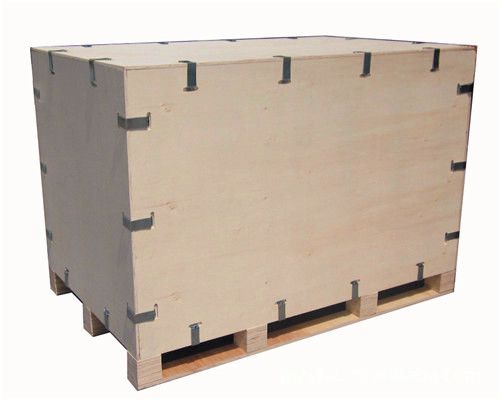 江苏钢带箱卡扣箱批发 上海树人木业供应