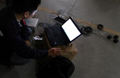 江西高速码头检测标准