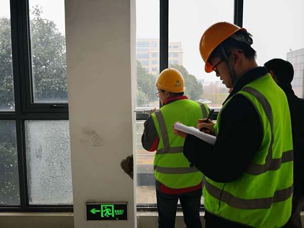 无锡石材幕墙防雷检测 抱诚守真 上海思道机电安装服务供应