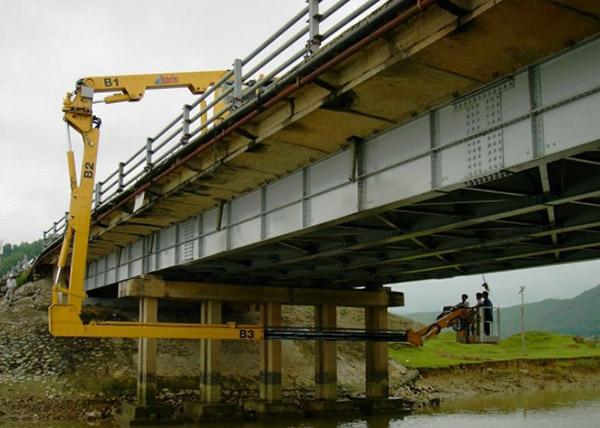 宝山区旧桥桥梁检测评估 服务至上 上海思道检测供应