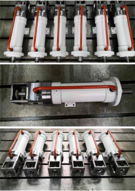 杭州哪里生产高精密数字油缸,高精密数字油缸