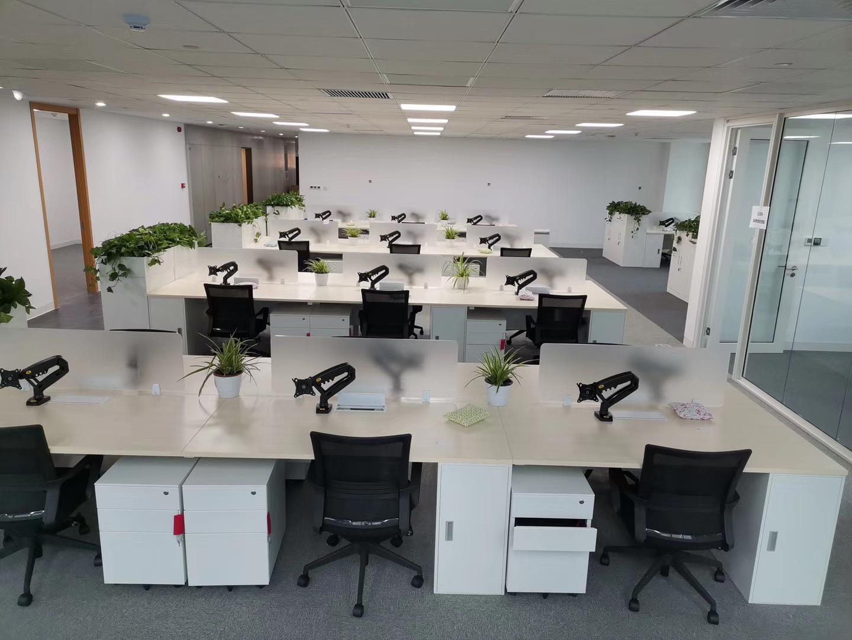 上海办公桌可量尺定做 腾虹供