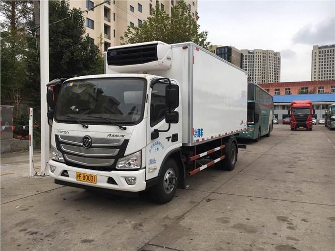 乌海专业冷链运输哪家好 诚信为本「上海帅华物流供应」