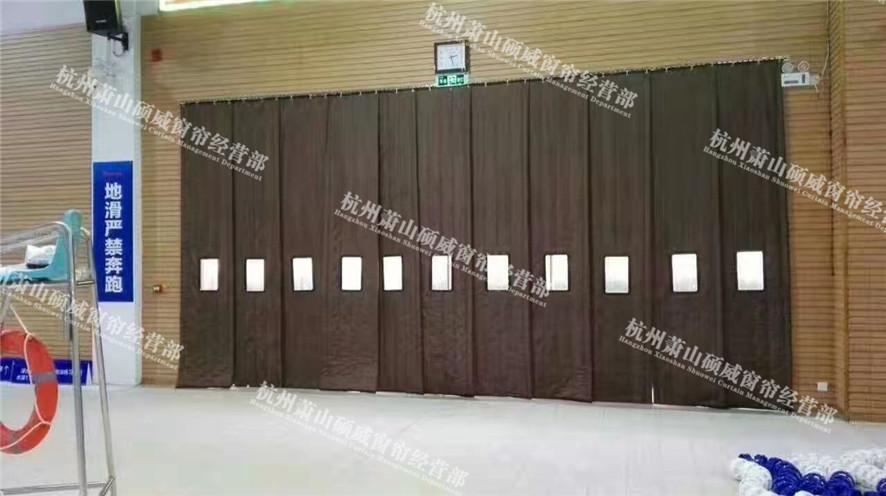 扬州专业防寒棉门帘 服务至上「杭州萧山硕威窗帘供应」