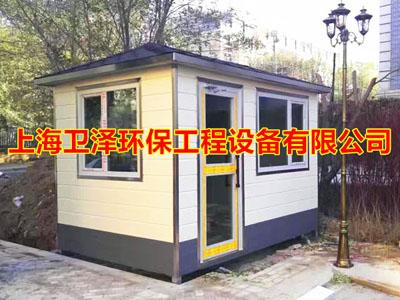 河南岗亭厂家 欢迎来电 上海卫泽环保供应