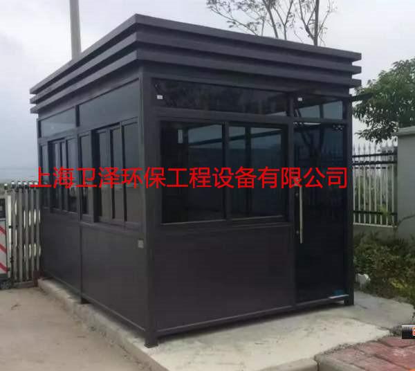 四川岗亭定做 欢迎来电 上海卫泽环保供应