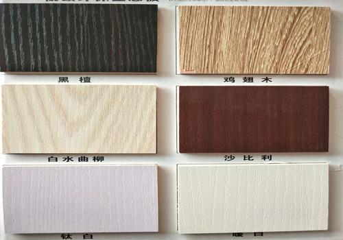 浙江优质生态板厂家直供 上海新班木业供应