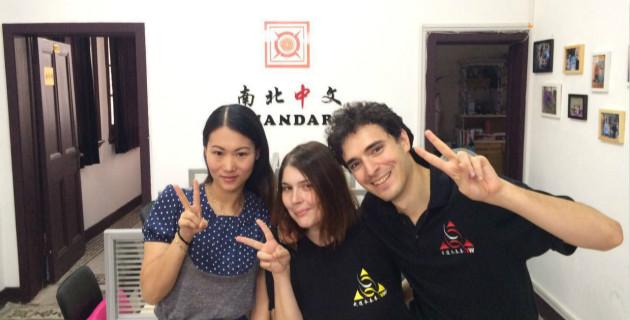 上海老外喜欢的对外汉语培训性价比高 诚信服务  上海信服文化传播供应