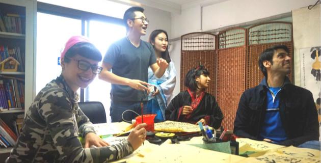 上海官方对外汉语培训哪里好 真诚推荐  上海信服文化传播供应