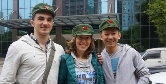重庆老外喜欢的对外汉语培训品牌 有口皆碑  上海信服文化传播供应
