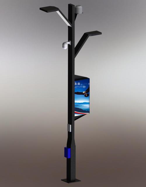 湖南智慧灯杆对讲「上海熙枚电子科技供应」