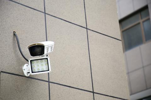 小区安装安防监控工程 抱诚守真「上海延奕智能科技供应」