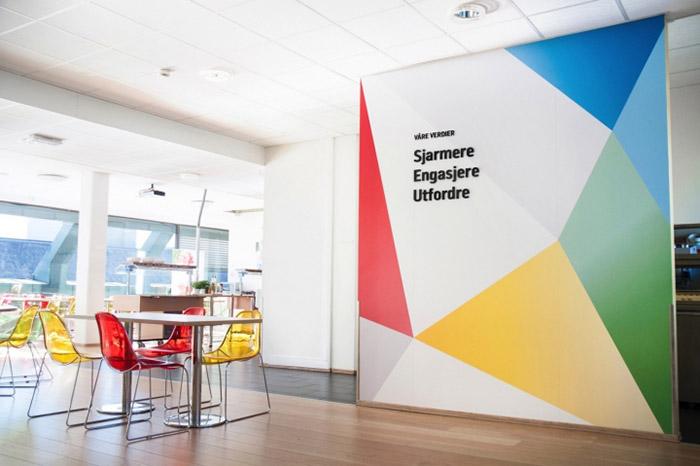 原创形象墙设计常用解决方案 服务至上「上海御展展览展示供应」