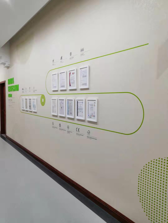 虹口区专业形象墙设计 客户至上「上海御展展览展示供应」