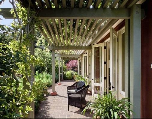 家用别墅花园设计施工直销价格 有口皆碑「上海柘源景观工程供应」