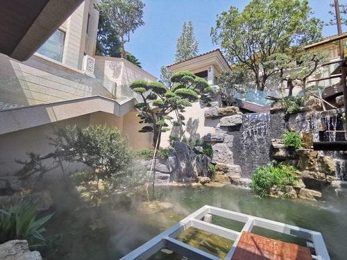 江苏销售别墅花园设计施工 值得信赖 上海柘源景观工程供应