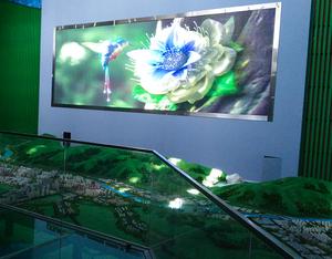 镇江玻璃栈道透明屏哪家好「上海织梦光电供应」