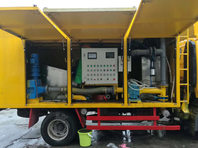 江西废水处理车厂家直销 欢迎来电 厦门市思成康机械供应