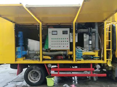 佛山移动式污泥处理车销售 欢迎来电 厦门市思成康机械供应