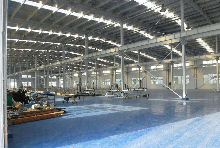 崇明区工厂厂房装修企业,厂房装修